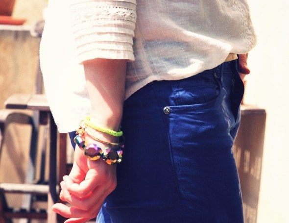 --cimarron pants tie dye die clara pantalon sandales zara h&m blouse blusa_effected