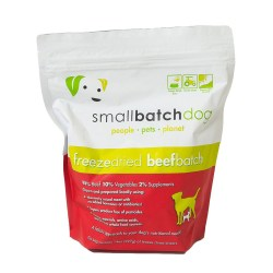 Small Of Small Batch Dog Food