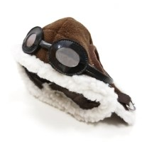 Aviator Dog Hat Dog Hat, dog Halloween costumes, dog hats
