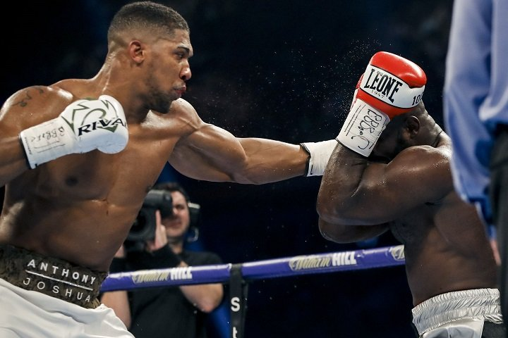 Whose resume is the most impressive Anthony Joshua\u0027s or Joseph - most impressive resume