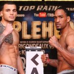 HBO Boxing After Dark: Glen Tapia vs James Kirkland Weigh-In
