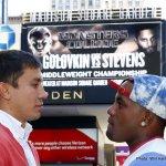 Gennady Golovkin vs Curtis Stevens
