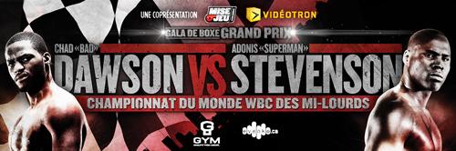 photo: chad dawson boxing adonis stevenson