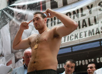 Fury vs. Firtha . Fury Firtha  tyson fury