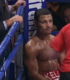 Brook Ndou Brook vs. Ndou  kell brook
