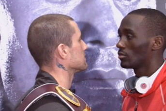 Terence Crawford Burns Crawford Burns vs. Crawford  ricky burns
