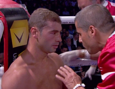 Bute Johnson  lucian bute glen johnson