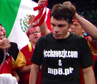 Cotto Chavez  miguel cotto julio cesar chavez jr