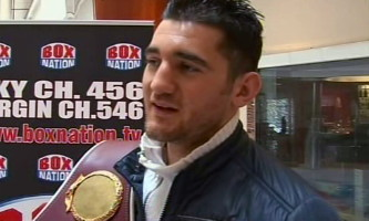 Cleverly vs. Karpency  nathan cleverly