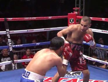 photo: vic darchinyan boxing
