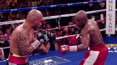 Mayweather vs. Cotto  miguel cotto floyd mayweather jr