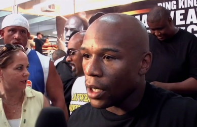 photo: timothy bradley floyd mayweather jr deontay wilder adrien broner