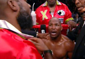 Hopkins Dawson Hopkins vs. Dawson  chad dawson bernard hopkins