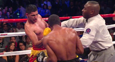 Khan Peterson Khan vs. Peterson  lamont peterson amir khan