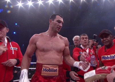 photo: wladimir klitschko francesco pianeta