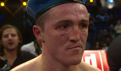 Toney vs. Lebedev  james toney denis lebedev