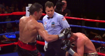 Martinez vs. Macklin  sergio martinez matthew macklin