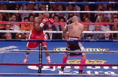Cotto Trout Cotto vs. Trout  miguel cotto floyd mayweather jr austin trout