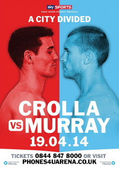 Quigg Munyai Quigg vs. Munyai Murray Crolla Murray vs. Crolla  scott quigg john murray