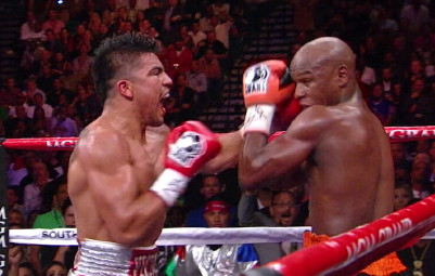 Mayweather Ortiz Mayweather vs. Ortiz  victor ortiz floyd mayweather jr