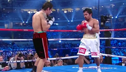 Williams Martinez Williams vs. Martinez  sergio martinez paul williams manny pacquiao