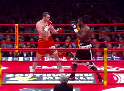 Harrison Price Harrison vs. Price  david price audley harrison