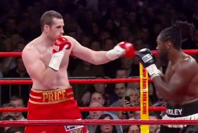 Price Fury Price vs. Fury  tyson fury david price