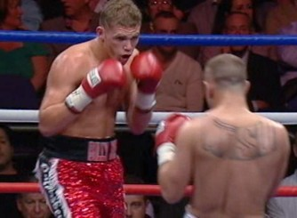 Saunders Blandamura Saunders vs. Blandamura Emanuele Blandamura  miguel cotto billy joe saunders