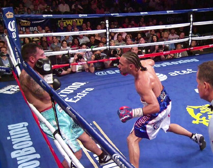 Thurman Diaz Thurman vs. Diaz  keith thurman julio diaz