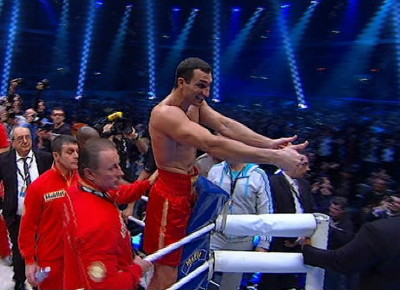 Klitschko Thompson  wladimir klitschko tony thompson