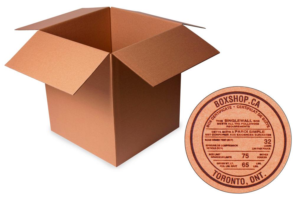 40 Cube Box Medium Box For Shipping Moving Storage Use