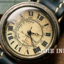 ちょっと変わった手作り腕時計がいっぱい!JHAオンラインストア