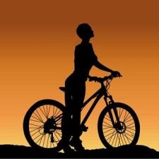 林道走行の新相棒。猟場探索用に新古マウンテンバイクを買ってきた。