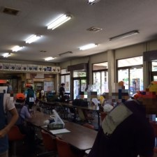 最近がんばってる大阪府猟友会の青年&女子射撃研修会に行ってきた。