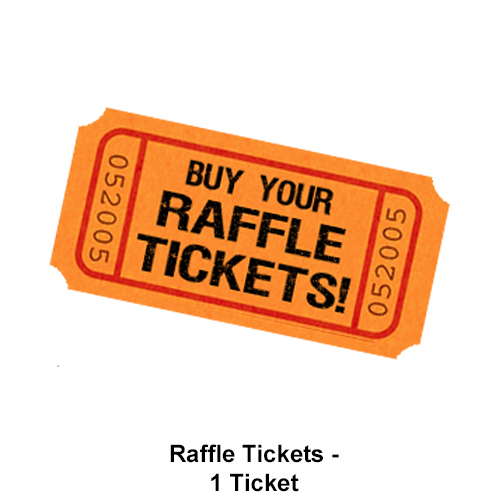 Boynton Beach Firefighters Benevolent Association \u2013 Boynton Beach - raffle ticket