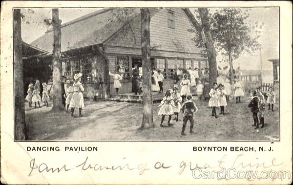 The Dancing Pavillion. Boynton Beach, New Jersey