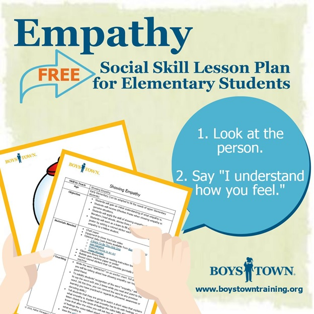 Boys Town National Training Lesson Plans and Downloads