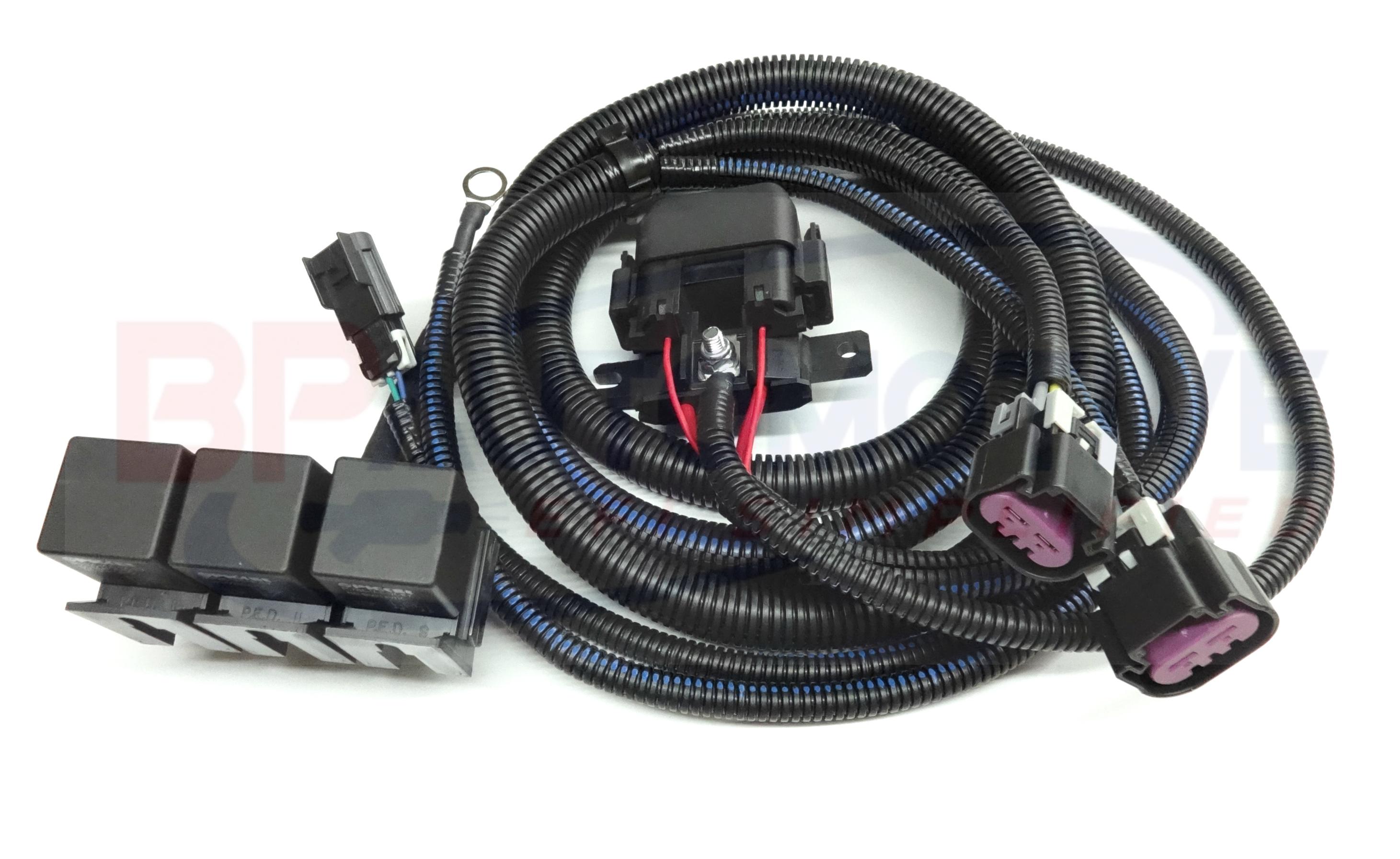 silverado wire harness