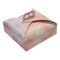 BP Scatole Torta e portapaste scatola spatolata rosa