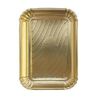 BP vassoio pasticceria elegant bordo largo Oro 02