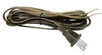 Antique Bronze Color Lamp Cord Set 46716 | B&P Lamp Supply