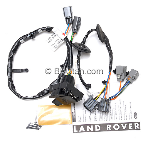 Trailer Tow Wiring Harness car block wiring diagram