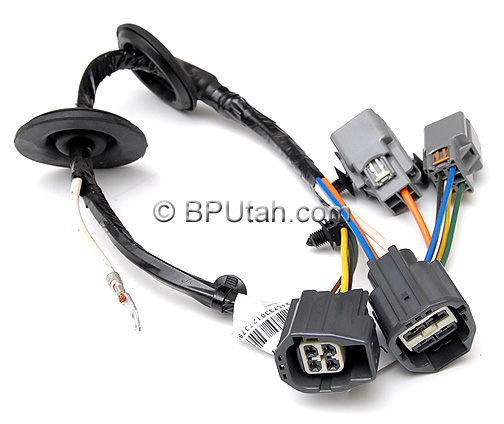 Boat Trailer Wiring Harness 01 05 Oem 5 Prong Wiring Diagram