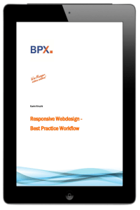 Responsive Webdesign - Best Practice Workflow