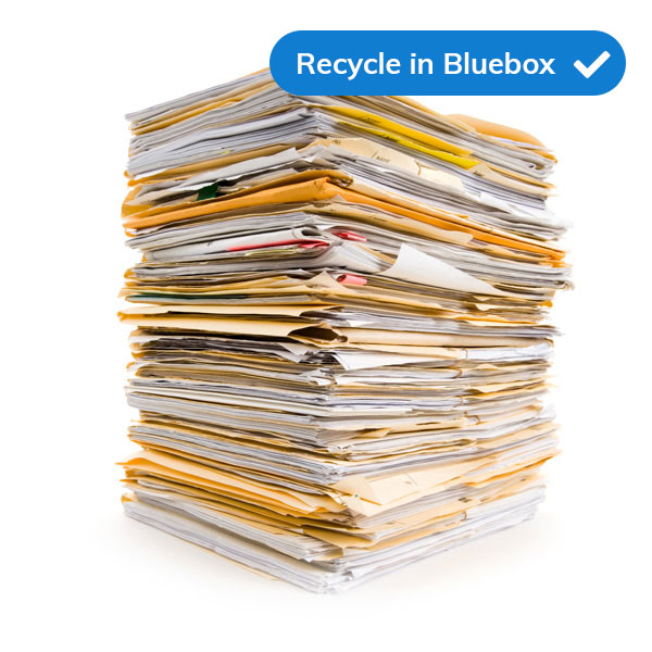Office Paper - Bluewater Recycling Association