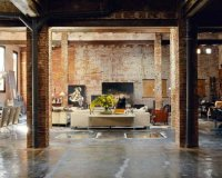 Industrial Inspiration: Modern Looks for Your Living room ...