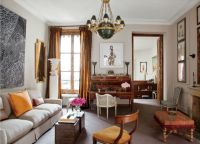 The Most Beautiful Living Rooms in Paris