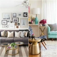 Living Room Inspiration: How To Style A Sofa