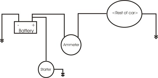 ampere selector switch wiring diagram