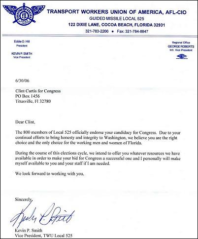 endorsement letter - solarfm